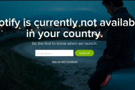 How to Access Spotify in Blocked Countries For Free