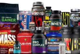 these bodybuilding supplements are useless, choose these instead